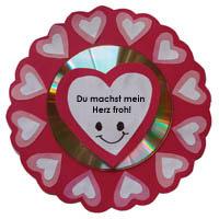 Valentinstag Basteln Und Spiel Ideen Fur Kindergarten