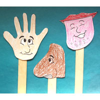 Year Old Printable Crafts