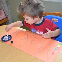 Projekt Kindergarten Das Bin Ich