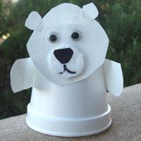 Πολική αρκούδα κολλήσουμε