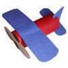 Schiff flugzeug zug reisen basteln lernen - Flugzeug basteln mit kindern ...