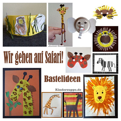 projekt auf safari kindergarten und kita ideen. Black Bedroom Furniture Sets. Home Design Ideas