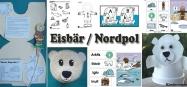 Projekt Eisbär und Arktis basteln und Spielideen fur Kindergarten und Kita