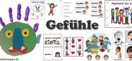 Kindergarten Projekt Emotionen und Gefühle Ideen