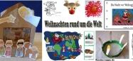 Weihnachten rund um die Welt - Ideen für Kindergarten und Kita