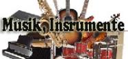 Musik und Instrumente - Ideen für Kindergarten und Kita