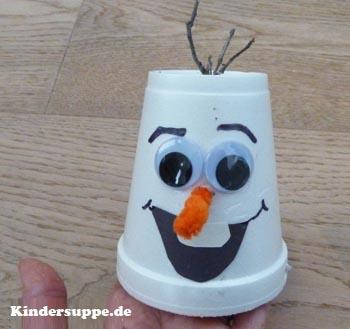Top Olaf der Schneemann | Kindersuppe ABO DT33