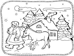 Projekt St Nikolaus Traditionen Kindersuppe Abo
