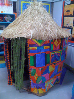 Safari und Dschungel – Spielecken und Klassenzimmerdeko