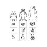 projekt goldloeckchen und die drei baeren kindergarten und kita ideen. Black Bedroom Furniture Sets. Home Design Ideas
