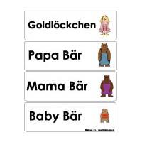 Projekt Goldloeckchen Und Die Drei Baeren Kindergarten Und Kita Ideen