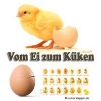 Ostern - Kindergarten und Kita Basteln und Spiel-Ideen