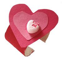 Valentinstag Basteln Und Spiel Ideen Fur Kindergarten Und Kita