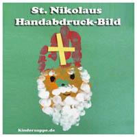 St Nikolaus Kindergarten Und Kita Basteln Und Spiel Ideen