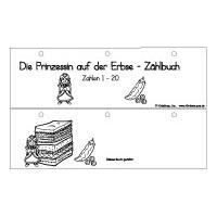 Prinzessin auf der erbse ausmalbild  Projekt Maerchen und Schloss Kindergarten und Kita-Ideen