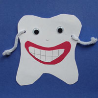 Projekt Zähne und Zahnarzt Kindergarten und Kita-Ideen