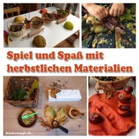 Projekt Herbst Kindergarten Und Kita Ideen