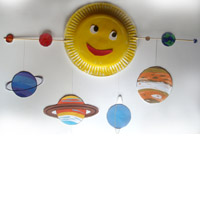 Projekt Weltall Kindergarten Und Kita Ideen