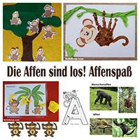 Projekt Auf Safari Kindergarten Und Kita Ideen