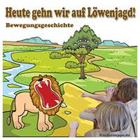Spiel Löwenjagd