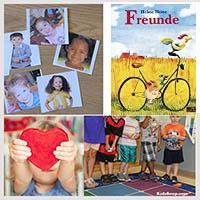 Thema freundschaft kindergarten