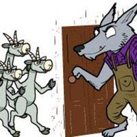 der wolf und die sieben jungen geißlein | kindersuppe abo