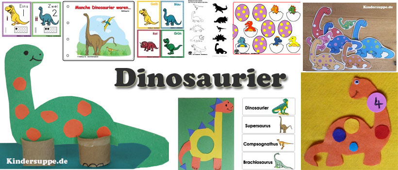 projekt dinosaurier kindergarten und kita ideen. Black Bedroom Furniture Sets. Home Design Ideas