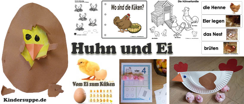 ideen ostern kindergarten
