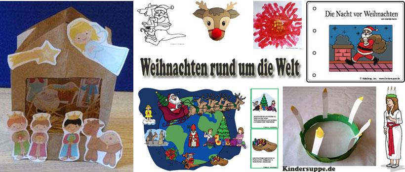 Weihnachten kindersuppe abo - Weihnachten kindergarten ideen ...