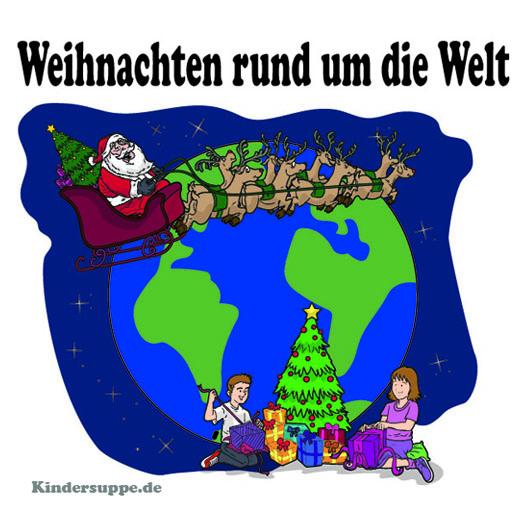 Weihnachten rund um die Welt Ideen und Spiele fur Kindergarten und Kita