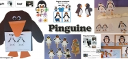 Projekt Pinguin - Ideen zum Basteln und Spielen für Kindergarten und Kita