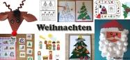 Weihnachten Ideen und Spiele Kindergarten und Kita